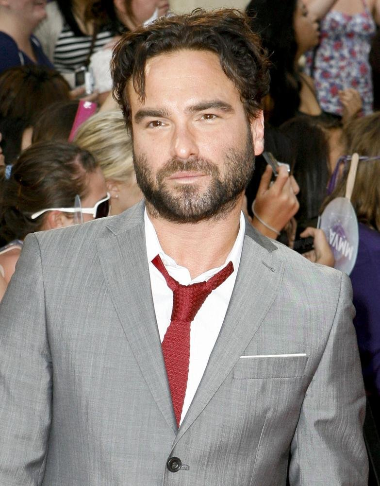 Johnny Galecki     TV   s highest paid actorJohnny Galecki Young